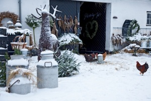 Julemarked på rosendal